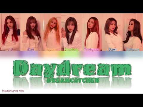 Dreamcatcher (드림캐쳐) -  Daydream (백일몽) [COLOR CODED LYRICS(Han|Rom|Eng)]]