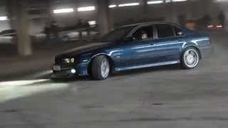 GTC Drift Show BMW E60 545 & E39 540