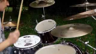 Populace In Two - From First To Last - Drum Cover (James Hart)