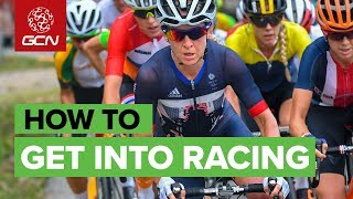 How To Get Into Bike Racing At Any Age