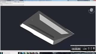 Работа в Civil 3D №2: Построение валов и определение объема в AUTOCAD CIVIL 3D