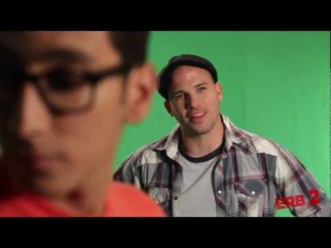 Epic Rap Battles Of History - Behind The Scenes - Nice Peter vs EpicLLOYD