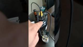 Como fazer ligação  do compressor de ar condicionado