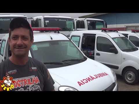 Vereador Chiquinho agradece o Prefeito Ayres Scorsatto conquista mais 3 Ambulâncias para a Saúde de Juquitiba