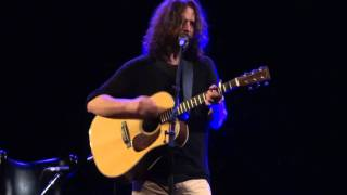 """""""Can't Change Me"""" in HD - Chris Cornell 11/22/11 Red Bank, NJ"""