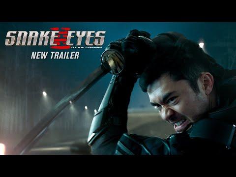 Snake Eyes: G.I. Joe Le Origini – Il trailer ufficiale #2