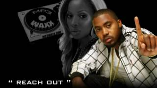 Nas Feat Mary J Blige   Reach Out