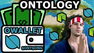 Ontology OWallet | How To Get $ONT Gas $ONG | Ledger Integration | Ontology Crypto News