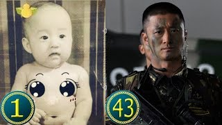 Wu Jing (Jacky Wu/Jing Wu) Childhood |  From 1 to 43 Years Old