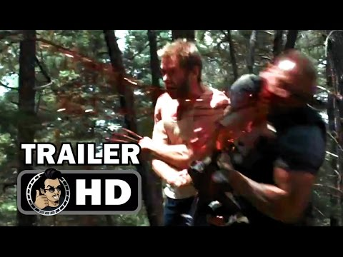 LOGAN Extended Red Band Trailer #2 (2017) Hugh Jackman Wolverine Movie HD
