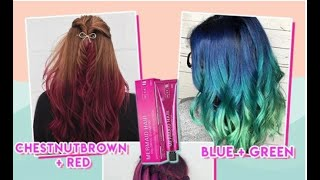 How To Use Mermaid Hair Coloring Shampoo 2020 Review - Best Hair Coloring Shampoo- Simple and Easy