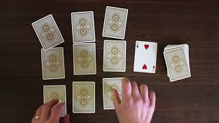 Card Golf - Quick Rules