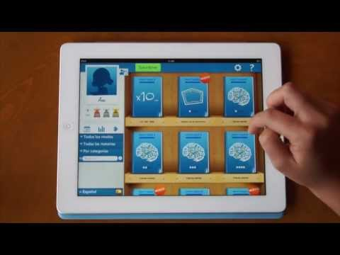 myBlee Education iPad App Review Tablita Mágica