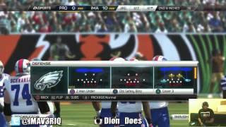 Madden 25 Ultimate Team: PLAYOFF TIME | Madden 25 Gameplay | iMAV3RIQ