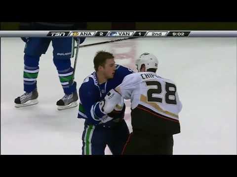Shane O'Brien vs. Kyle Chipchura