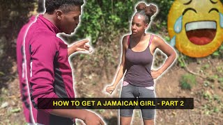 How To Get a Jamaican Girl Part 2 [Javaughn Hinds Comedy]