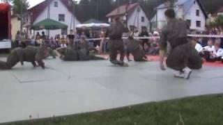 preview picture of video 'Sambo Systema - Team Nowy Sącz'