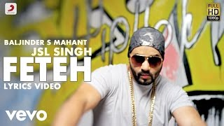 Baljinder S Mahant - Fateh| Bikkar Bai Sentimental | Lyric Video