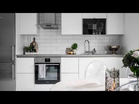 🍍 Interior Design   50 Kitchen Design Ideas In Scandinavian Style
