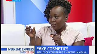 Fake cosmetics: Influx of counterfeit makeup in Kenya