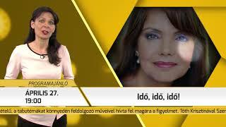 Programajánló / TV Szentendre / 2019.04.25.