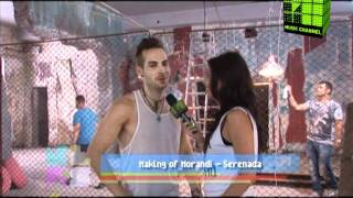 "Группа ""Morandi"", Music Channel - Making of Morandi - Serenada"