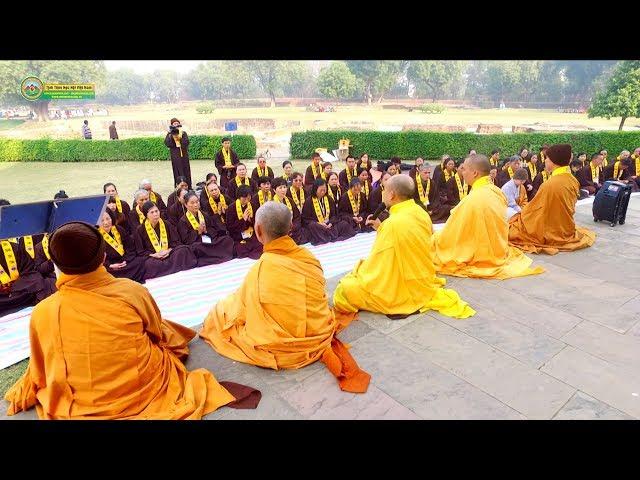 Thuyết Pháp Tại Vườn Nai Hành Trình Theo Dấu Chân Phật Chùa Khai Nguyên