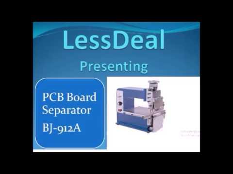 LD-912A PCB Board Separator