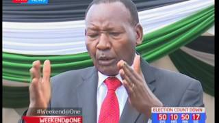 Nkaissery terms Railas statements as hate speech