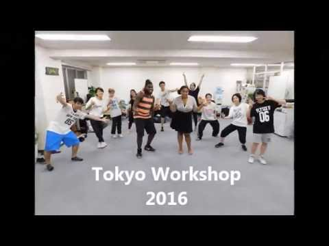 Had the joy of returning to Tokyo to do a dance lesson!!! enjoy!
