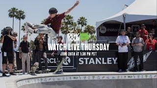 LIVE: Dew Tour Am Park and Street Finals (Day 1)