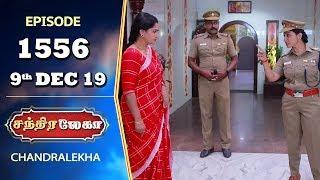 CHANDRALEKHA Serial | Episode 1556 | 9th Dec 2019 | Shwetha | Dhanush | Nagasri | Arun | Shyam