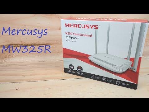 Mercusys MW325R Wi-Fi