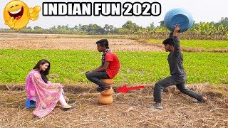 Must Watch New Funny Video 2020 😂😁 Best 10 Min Full Comedy Videos | Ep-101 | #BindasFunBoys
