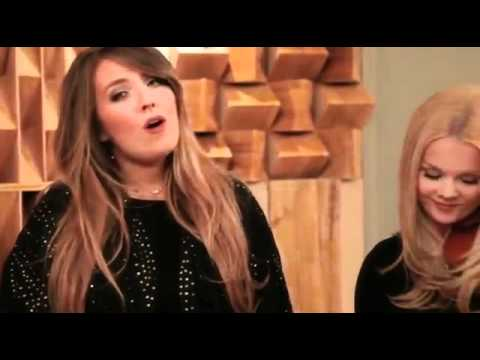 Chris de Burgh & Celtic Woman - I'm Counting On You (Official)