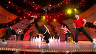 [SYTYCD  S09 Top 20-2] Step Up Revolution Performance
