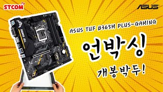 ASUS TUF B365M-PLUS GAMING STCOM_동영상_이미지