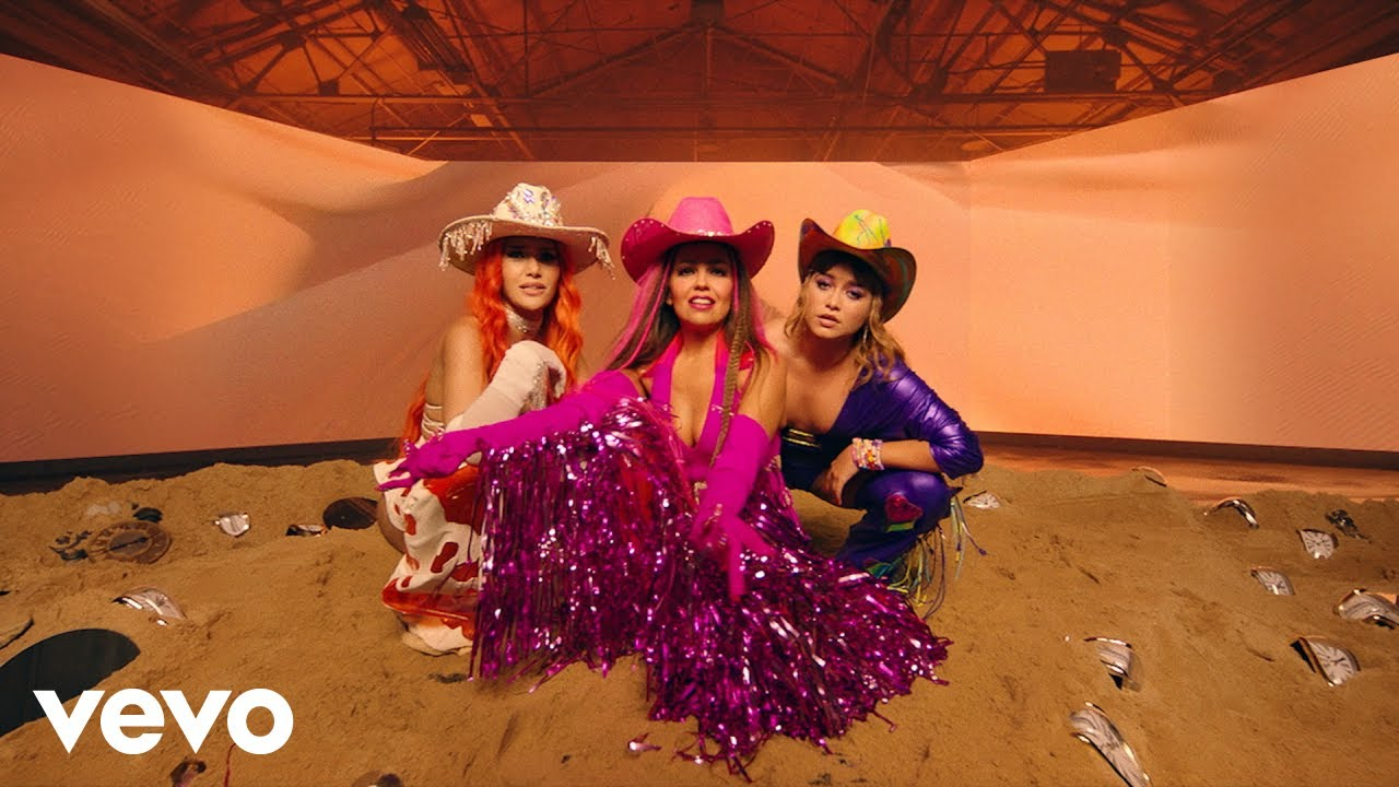 Thalia, Farina, Sofía Reyes — Tick Tock