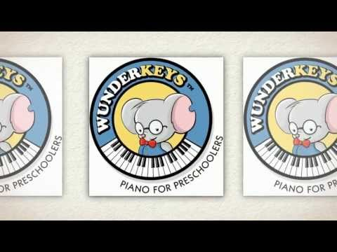 Wunderkeys Intro - Piano For Preschoolers