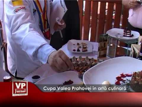 Cupa Valea Prahovei în arta culinară