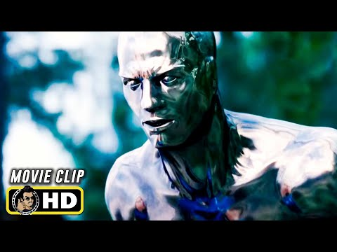 FANTASTIC 4: RISE OF THE SILVER SURFER Clip