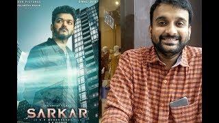Sarkar Review   Vijay   AR Murugadoss   Keerthy Suresh   Selfie Review