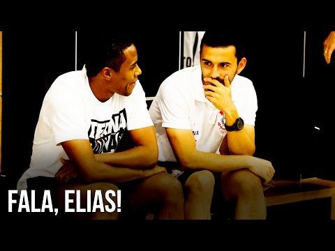 #CORXCAM   Elias fala sobre o retorno e a vitória