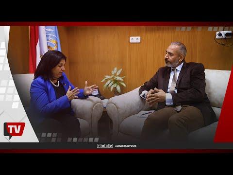 ما دور ممثلة منظمة الصحة العالمية في مصر خلال فترات الأوبئة؟