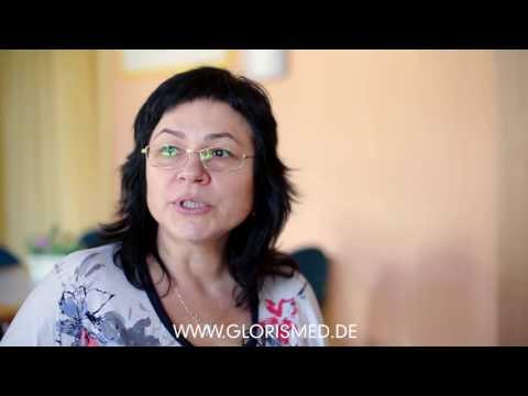 Лечение голеностопного сустава в Германии. Артодез. Шарите. glorismed.de