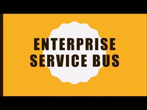 Enterprise Service Bus - YouTube