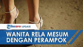 POPULER: Wanita Ajak Mesum Pria agar Tak Merampok di Pom Bensin hingga Akhirnya Polisi Datang