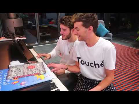 Alfie & Mark Playing Sign of The Times