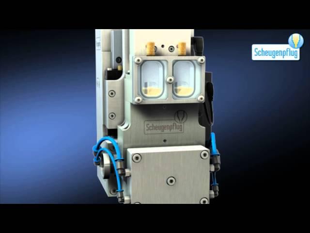 Volumetric Piston Dispenser Dos P016