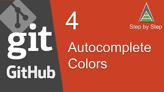 Git and GitHub Beginner Tutorial 4 - Enable git commands autocomplete and colors on Mac